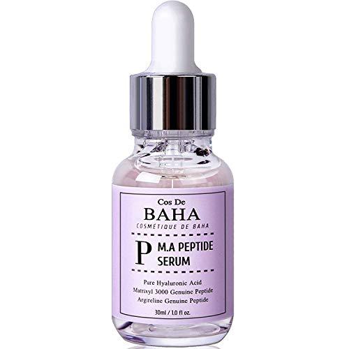 Cos De BAHA Peptide Serum with Matrixyl 3000 Argireline