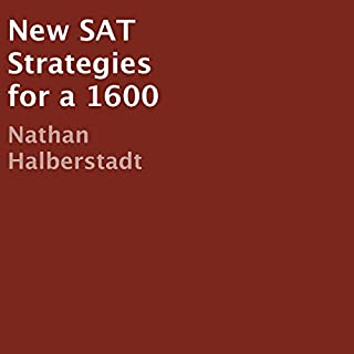New SAT Strategies for a 1600 cover art