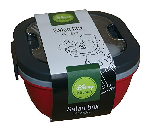 Disney Kitchen Salatbox 1,5 l Kinder Schule