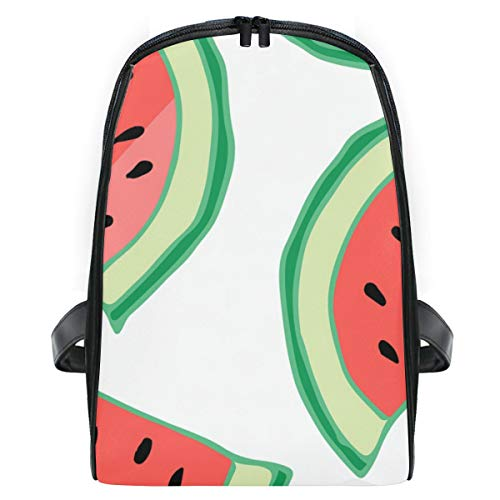 Mochila Mochila Watermelon for School Travel Daycare for Teen Boys Girls