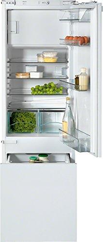 Miele K 9726 iF-1 Einbau-Kühlschrank / Energieeffizienz A++ / Kühlen: 257 Liter / Gefrieren: 27 Liter / ComfortClean - hygienische Reinigung