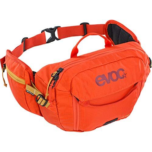 evoc Unisex Hip Pack 3l Hip Packs, orange, Einheitsgröße