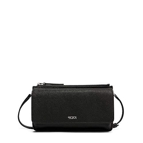 TUMI - Belden Crossbody Wallet - Black