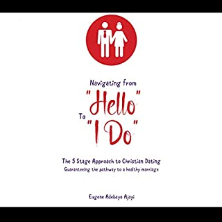 """Navigating from """"Hello"""" to """"I Do"""" cover art"""