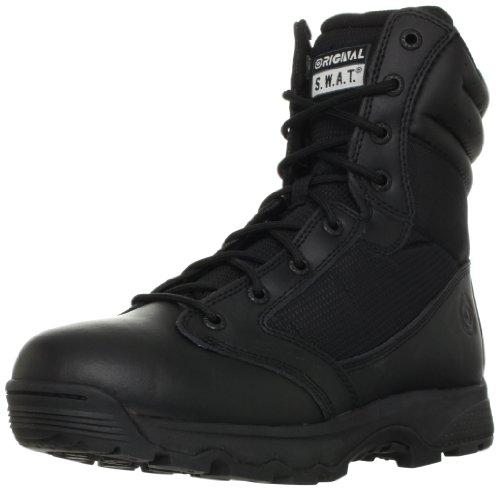 Original S.W.A.T. Men's WinX2 8-Inch Side-Zip Tactical Boot, Black, 6.5 D US