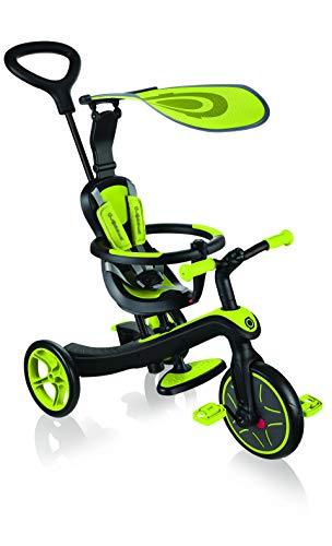 Globber Xplorer Trike 4IN1 Green