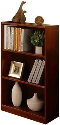 Amazon.com: Bookshelf Bamboo Desktop Storage Organizer 2 ...