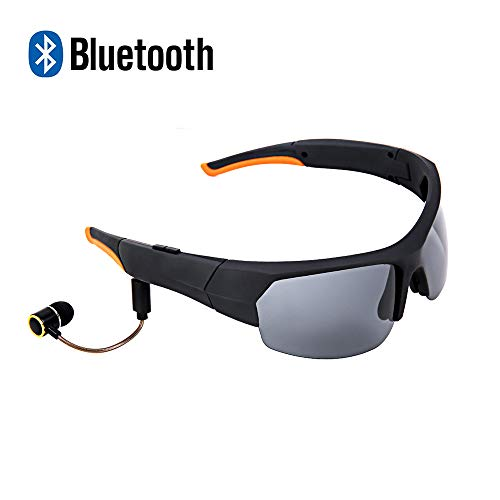 Best Bargain LJ2 Wireless Bluetooth Sunglasses, Polarized Sports Sunglasses with Stereo Handsfree fo...