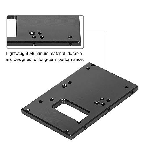 Goolsky Aluminiumlegierung Servo Fixed Mount Halterung Board für D90 MN-90 MN-99 MN-91 FJ-45 RC Auto 1/12 Rock Crawler Upgrade Teile