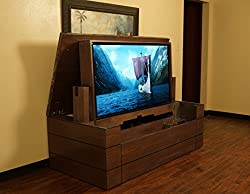 Hand Crafted TV Cabinet