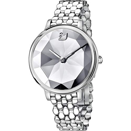 Swarovski Damen-Uhren Analog Quarz One Size Metall 87538729