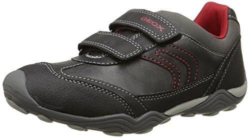 Geox Jungen Arno C Sneakers, Grau (c0051), 29 EU