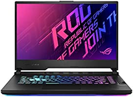"ROG Strix G15 (2020) Gaming Laptop, 15.6"" 144Hz FHD, GeForce GTX 1660 Ti, Intel Core i7-10750H, 16GB DDR4, 1TB SSD,..."