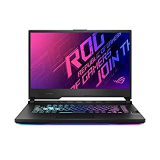 "ROG Strix G15 (2020) Gaming Laptop, 15.6"" 144Hz FHD, GeForce GTX 1660 Ti, Intel Core i7-10750H, 16GB DDR4, 1TB SSD, Windows 10 Home -G512LU-DS71-CA (B0876VK2YQ) 