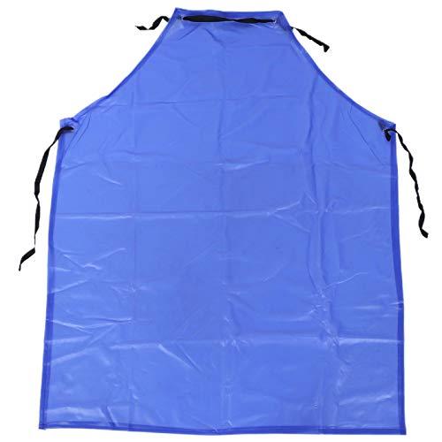 Omabeta PVC-Schürze Leicht zu reinigende Schürze angenehm zu tragen Metzgerschürze FÜR die Wohnküche