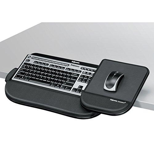 Fellowes Tilt 'n Slide Pro Keyboard Manager (FEL8060201)
