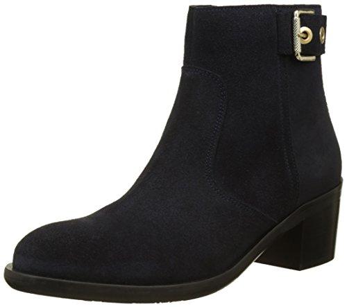 Tommy Hilfiger Damen P1285ARSON 13B Chelsea Boots, Blau (Midnight), 40 EU