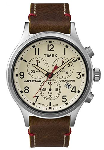 Timex Expedition Scout Chronograph 42 mm Watch TW4B04300
