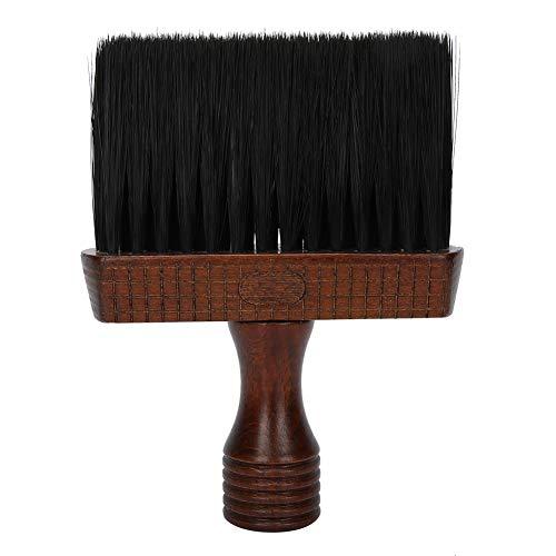Barber Broken Hair Neck Duster Brush, weiche Haarschneidequadratbürste für Friseure Reinigung Neck Face Clipper Hair Sweep für Barbershop Salon Home