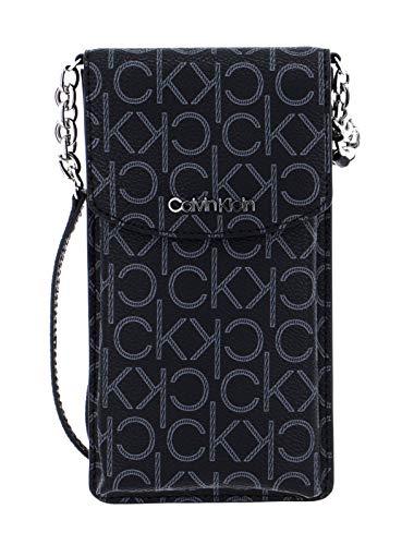 Calvin Klein Phone Pouch XBody Black Mono