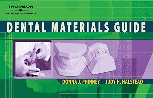Delmar's Dental Materials Guide, Spiral bound Version