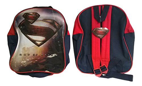 Superman junior à dos