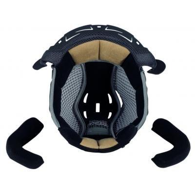 HEBO - HCR1015MG : Recambio acolchados almohadillas interiores casco ZONE02/DETROIT
