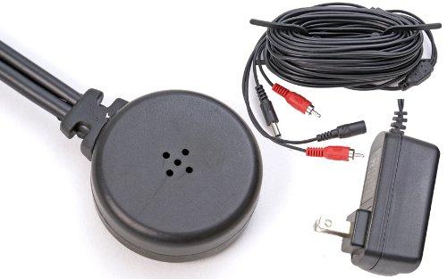 Q-See Innenmikrofon mit Kabel, 1 Stück, QSPMIC
