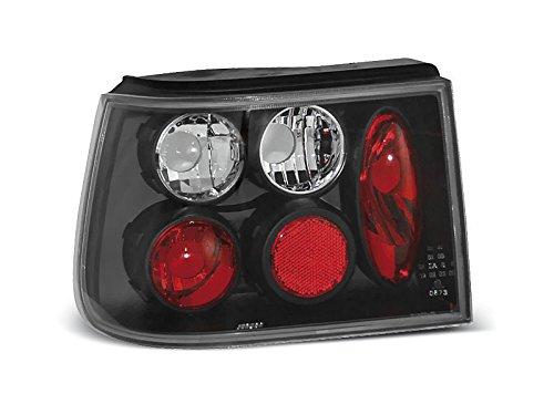Achterlichten Seat Ibiza 93-99 zwart (E16)