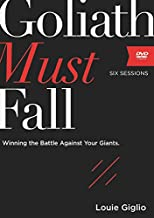 Goliath Must Fall Video Study: Winning the Battle Against Your Giants