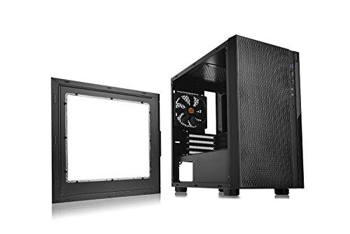Thermaltake Versa H18 ミニタワー型PCケース CS7097 CA-1J4-00S1WN-00
