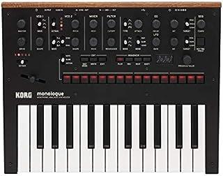 Korg Synthesizer, 25 Key (MONOLOGUEBK)