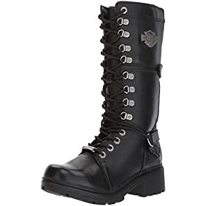 HARLEY-DAVIDSON FOOTWEAR Women's Harland Work Boot