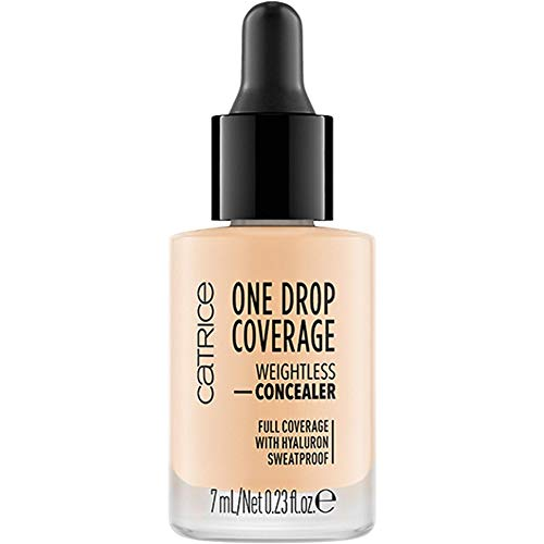 Catrice One Drop Coverage Weightless Correttore, 003-Porcelain - 7 ml
