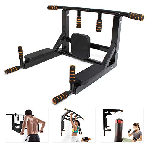Leogreen Barra de flexiones de pared, Barra de flexiones 2 e
