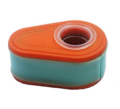 Beehive Filter Filtre à air de rechange pour moteur de tondeuse à gazon Briggs & Stratton 792038 DOV 700 100602 100802 090602 100-913 12877, 793676