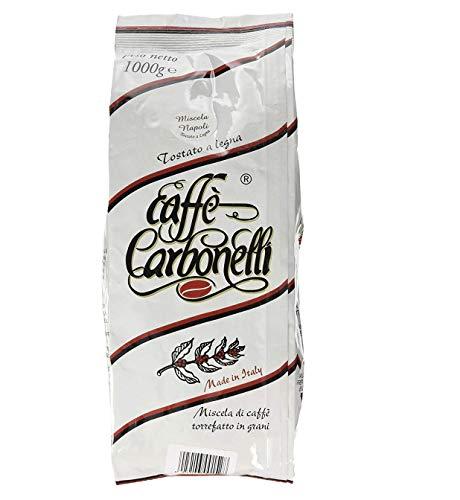 Caffè Carbonelli in Grani Miscela Napoli - 1 kg…