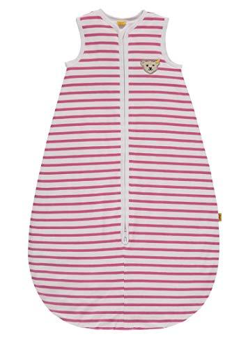 Steiff Unisex Baby Schlafsack Schlafsack,per Pack Pink (Fruit Dove|Pink 2203),86 (Herstellergröße: L 90)