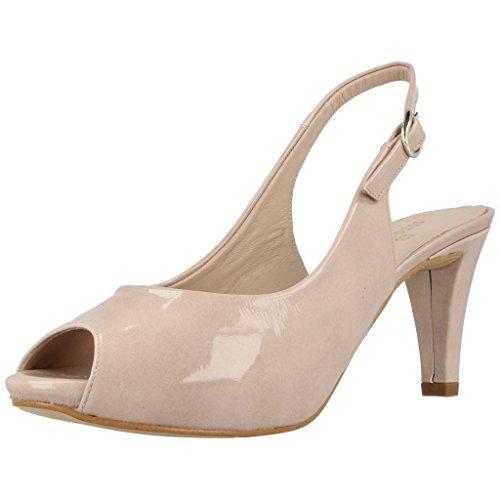 Argenta Zapatos Tacon 1923 40436 Mujer Rosa