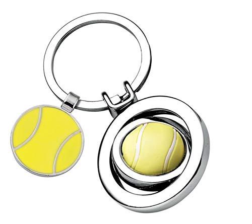 "SCHLÃœSSELANHÃ""NGER - Tennis cod.EL7498 cm 7,6x3,5x1h by Varotto & Co."