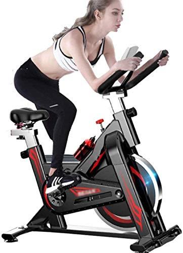 Bicicleta de spinning para interior, ultra silenciosa, para entrenamiento en casa, para el gimnasio en casa