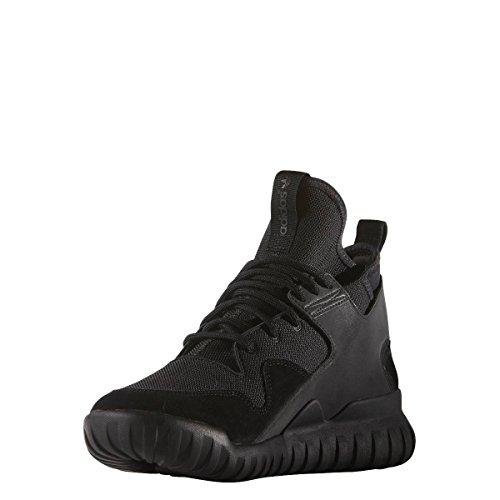 adidas Originals Tubular X Baskets montantes pour homme - Noir - Noir , 36 2/3 EU