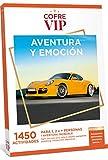 CofreVIP Caja Regalo Aventura Y EMOCIÓN 1.450 Actividades a Elegir en España y Europa para 1, Dos o más Personas.