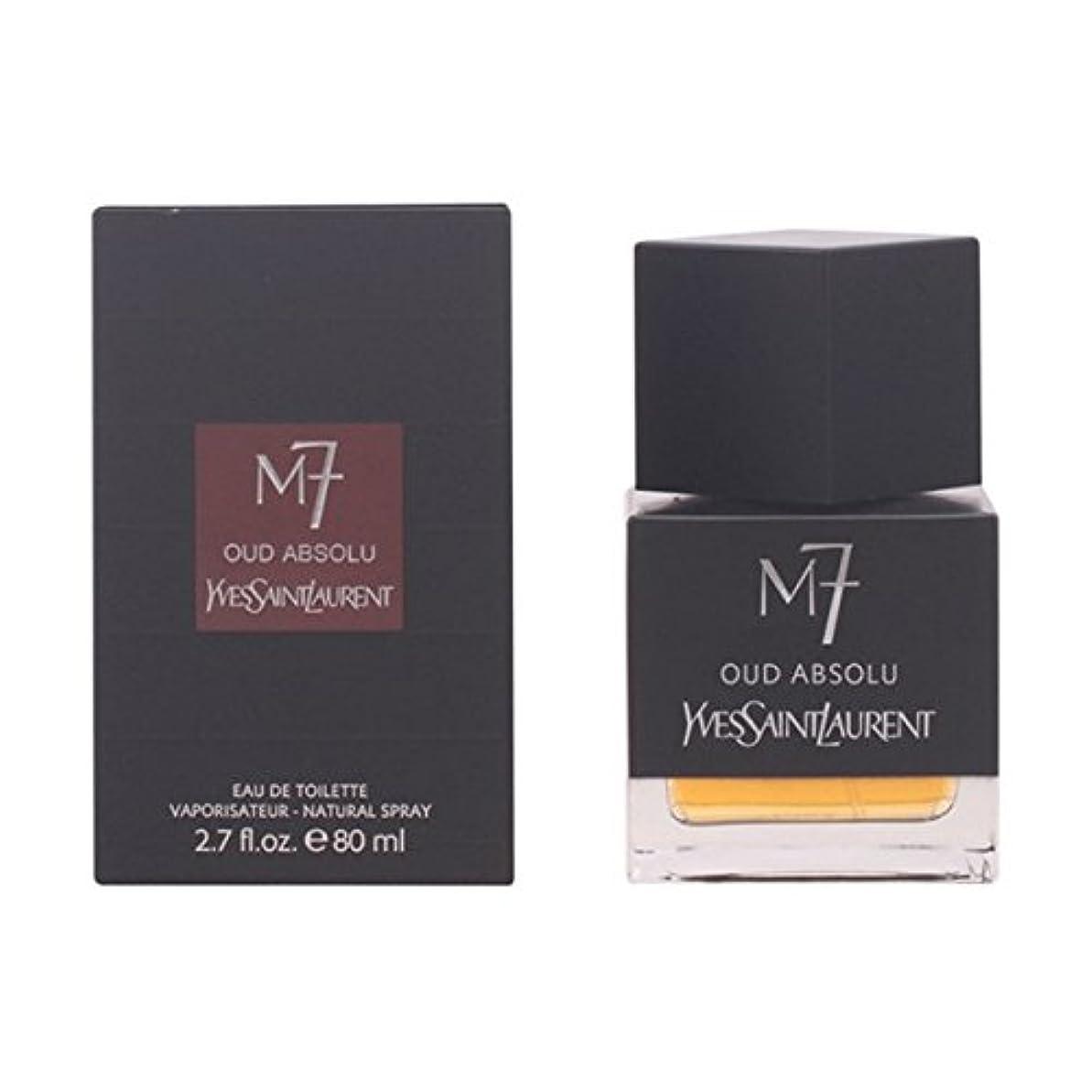 クリスマス鷹くそー【イヴ サンローラン】 M7 (エムセブン) オーデ アブソリュ EDT SP 80ml Yves Saint Laurent [並行輸入品]