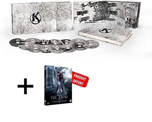 Coffret 13 Blu Ray - Kaamelott : L'intégrale des Six livres + 1 Blu Ray Offert