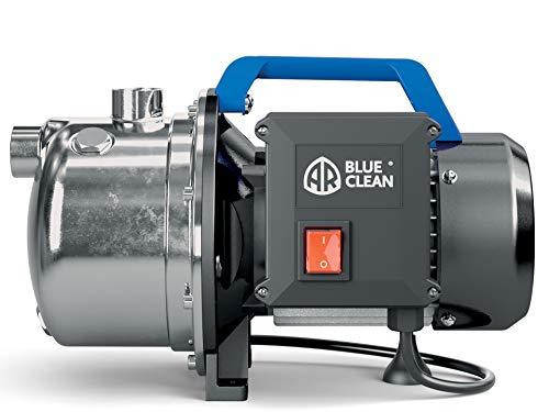 AR Blue Clean ARGP 1100X Pompa Autoadescante per Acque Chiare, 1100 W, Portata massima 4.600 l/h, Prevalenza massima 45 m