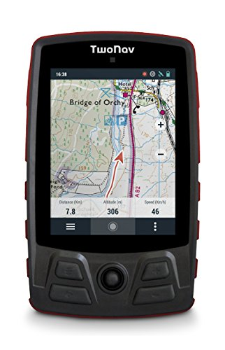 TwoNav - Adventure Motor Sports GPS-motor met 3'7