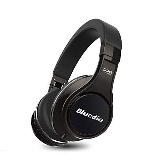 CITEJ HiFi Bluetooth Headset Headset Wireless 3D Surround Headset High-End-Bluetooth-Kopfhörer patentiert 8 Treiber / 3D-Sound/Aluminiumlegierung/HiFi-Over-Ear-Funkkopfhörer,D