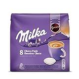 Senseo Milka Chocolat 80 Dosettes (lot de 10 x 8)