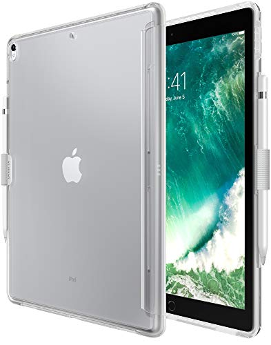 OtterBox Symmetry Series Case for iPad PRO 12.9' (2ND GEN) Non-Retail Packaging - Clear